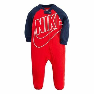 Nike Baby Sportswear Graphic Footed Coverall, 3M